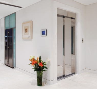 A lift with decor vocation